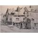 La Place du Puits, Honfleur