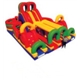 Big Inflatable Bouncer with Slide