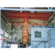 Isolation overhead crane