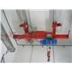 LX Single Girder Suspension overhead Crane