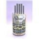 21pcs Bakelite Handle Cutlery Set Plus Turn Block
