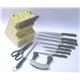 Knives Set 15pcs POM Handle Plus Pine Wooden Block