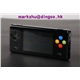 Game console Dingoo a320e,  a380 video game player