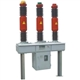 HVD8 40.5KV 2000A SF6 Circuit Breaker from JUCRO Electric