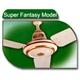 GFC Ceiling Fan Super Fantasy Model