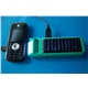 innovative multi-functional solar flashlight