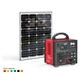 30W DC Solar Power System