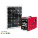 40W Solar Power System with MP3