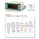 Cooling system(Temperature indicator)