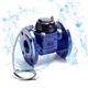 turbine water meter