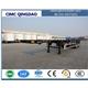 CIMC Tri-axle 20ft 40ft Container Semi Trailer