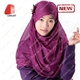 Customized Islamic Headscarf with Reasonable Price for Fashi