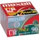 Maxell Normal Bias Audiocassette Multi Pack - 7 Pack - 90 Mi