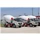 4m3 Mobile Concrete Mixer Truck