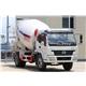 5m3 Mini Concrete Truck