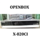 Openbox X820CI Set Top Box