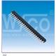 Machine Round Pin Socket
