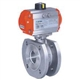 Electric Wafer Floating Ball Valve