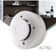 Ce Approved 2 Wire/4 Wire Smoke and Heat Detector
