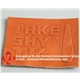 Eco-friendly Genuine Garment Leather Label