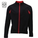 Best Softshell LED Cycling Jacket Black