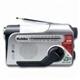 Power Handle Multi-Function Radio