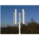 vertical axis wind turbine generator  - 3kw