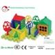 Educational Plastic Building Block Toys