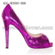 Women's high heel shoes(KAL-W2095-008)