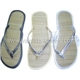 Ladies' Mat Slipper (A24310)