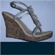 Ladies Sandal Shoe