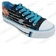 2011printed canvas shoes