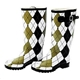 women fashion rubber boots
