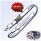 Promotional neck lanyard detachable strap