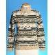 Ladies' pullover (jacquard), W1032