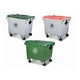 We want to buy plastic outdoor bins