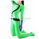 DC Comics Riddler Costume Green Spandex Zentai Suits
