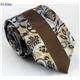 100% Silk  Floral necktie