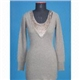 Cashmere Dress with