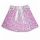 Girl's Printed 21W Cord Skirt