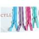 5# nylon zipper , long chain zipper