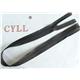 3# nylon zipper , long chain nylon zipper