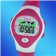 LCD Water-Resistant Watch