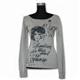 Ladies 12GG Pullover