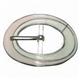 Metal Oval Buckle
