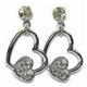 Heart-shaped Earring