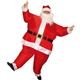 Santa Inflatable Clothes
