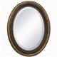 Oval Mirror Frame
