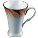 300cc Bone china Mug