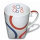 300cc Bone China Mug